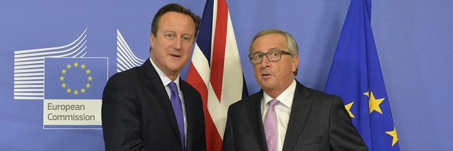 David Cameron's deal with Europe